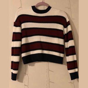 Garage | Striped Sweater